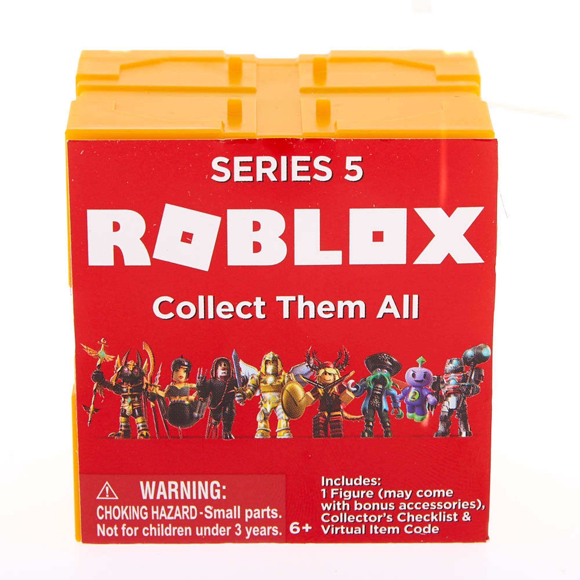Roblox Mystery Figures Series 5 Claire S Us
