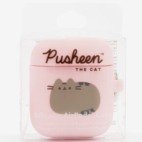 Pusheen® Silicone Earbud Case Cover - Compatible With Apple AirPods,