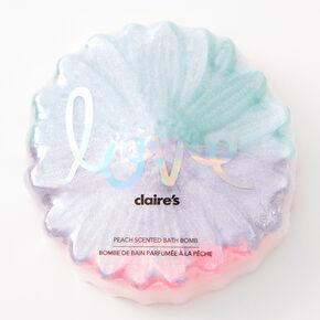 Daisy Bath Bomb - Peach,