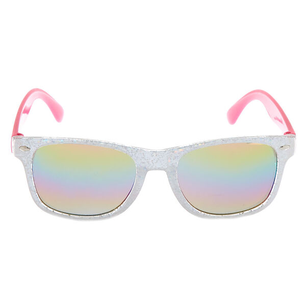 Claire's - club tinted holographic sunglasses - 2