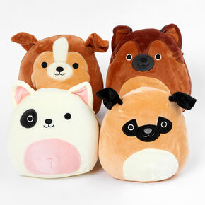 "Squishmallows™ 8"" Dog Soft Toy - Styles May Vary,"