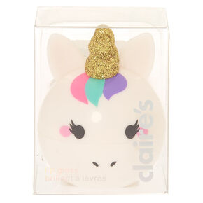 Miss Glitter the Unicorn Lip Gloss Pot - Sugar Sweet,