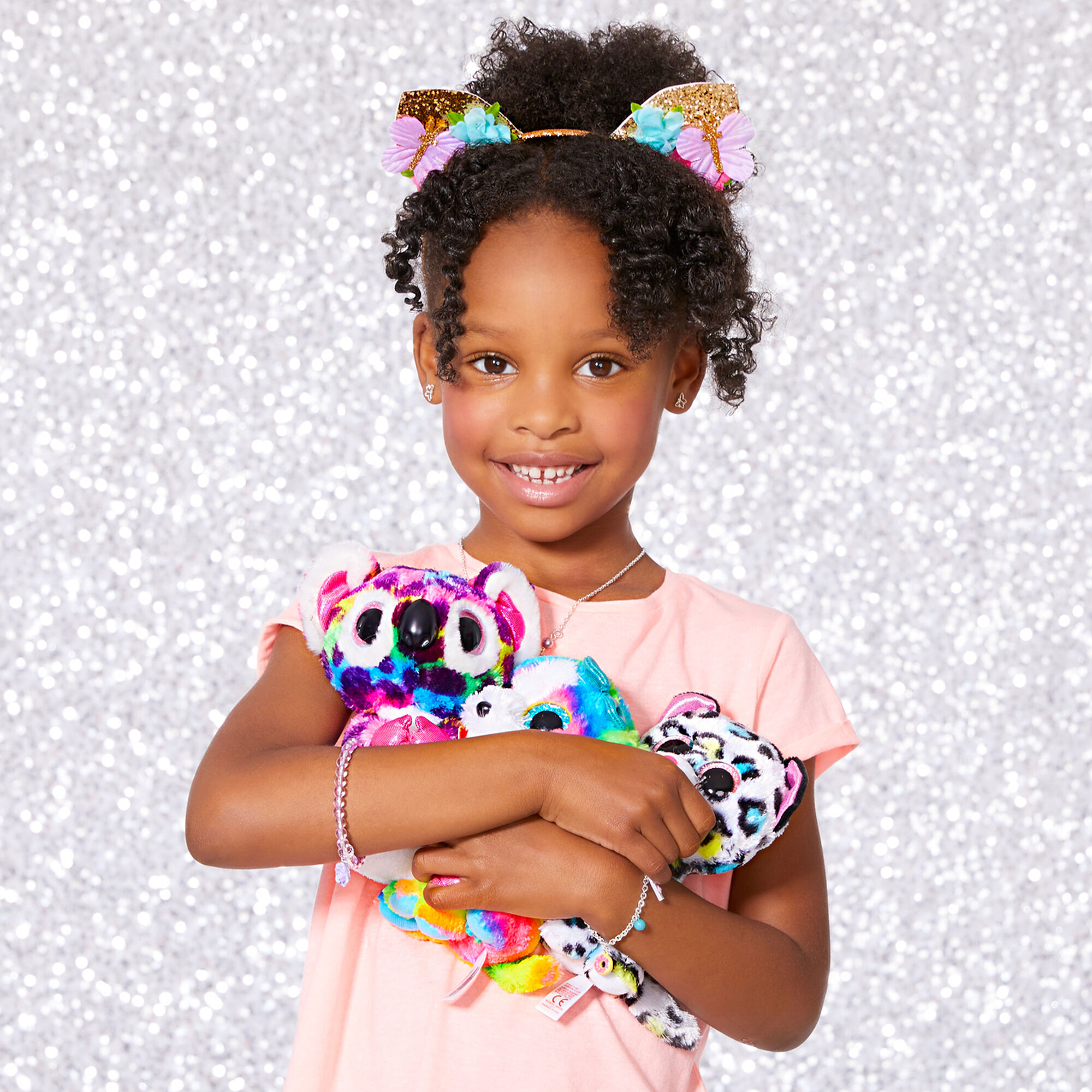 ea6cbafe463 Claire s Exclusive Ty Beanie Boo Set