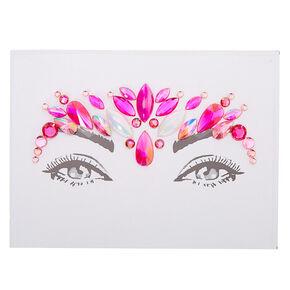 Forehead Gems - Pink,