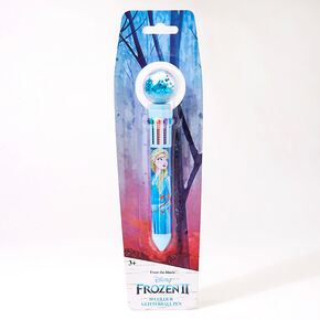 ©Disney Frozen 2 10 Colour Glitterball Pen - Styles May Vary,
