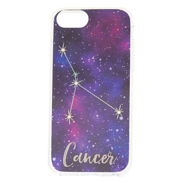 Claire's - zodiac cancer phone case - 1