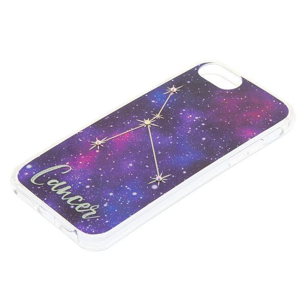Claire's - zodiac cancer phone case - 2