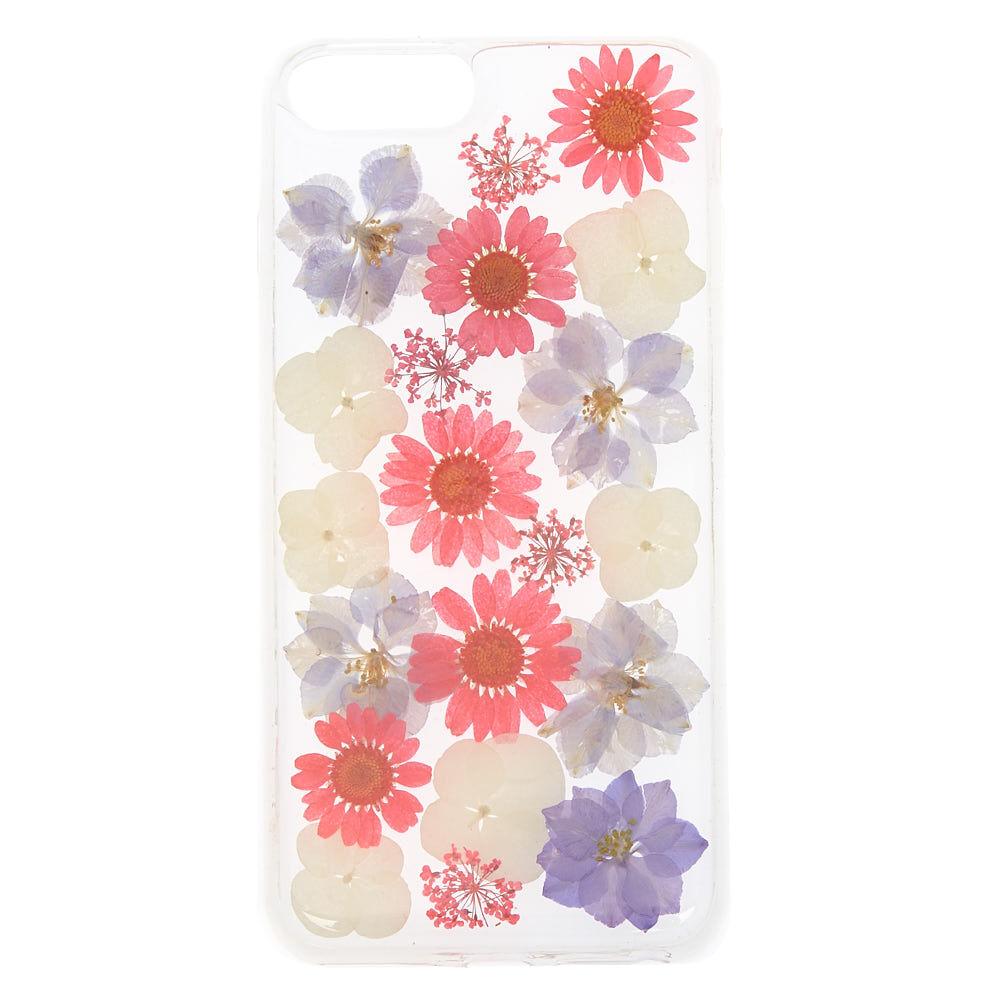 pressed flower phone case iphone 8