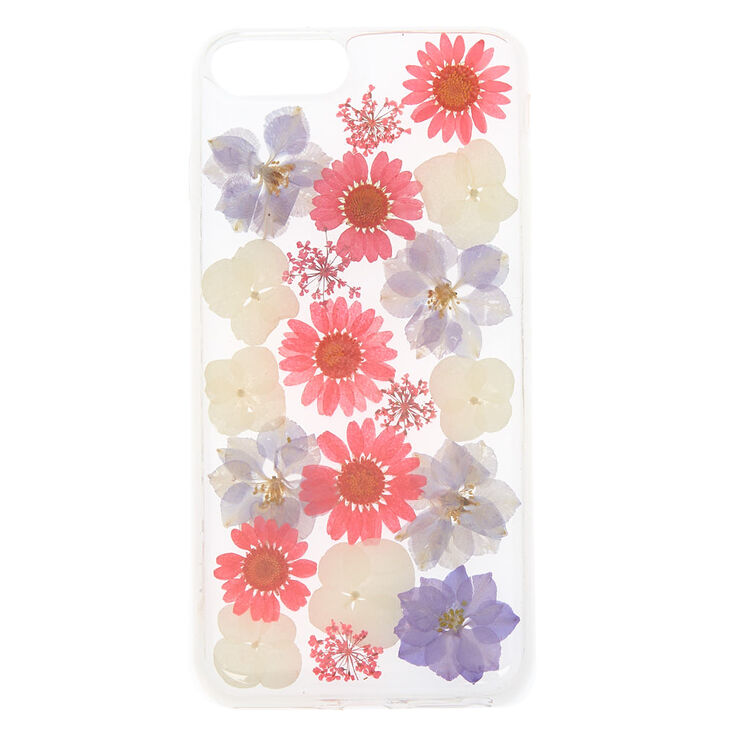 premium selection 69e3e e09e1 Pressed Flower Phone Case - Fits iPhone 6/7/8