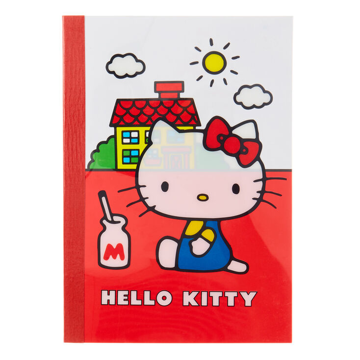 Claire\'s Hello Kitty A5 Notebook
