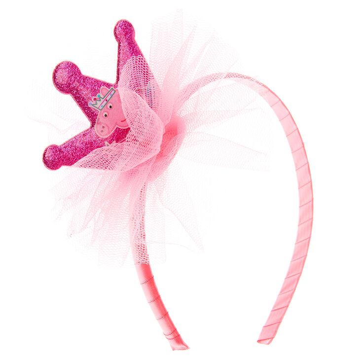 a8d508adcbe Peppa Pig Fairy Princess Crown Hairband