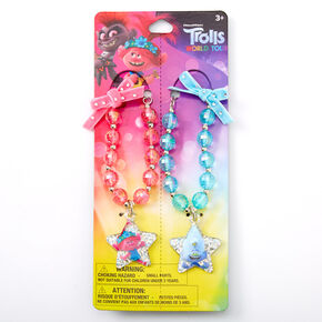 Trolls World Tour BFF Necklaces - 2 Pack,