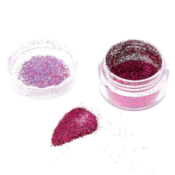 Claire's - bright body glitter set - 2