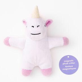 Unicorn Magnetic Locker Buddy - White,