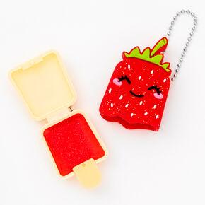 Gloss fraise Pucker Pops - Fraise,
