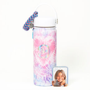 Sky Brown™ Tie Dye Water Bottle - Purple,