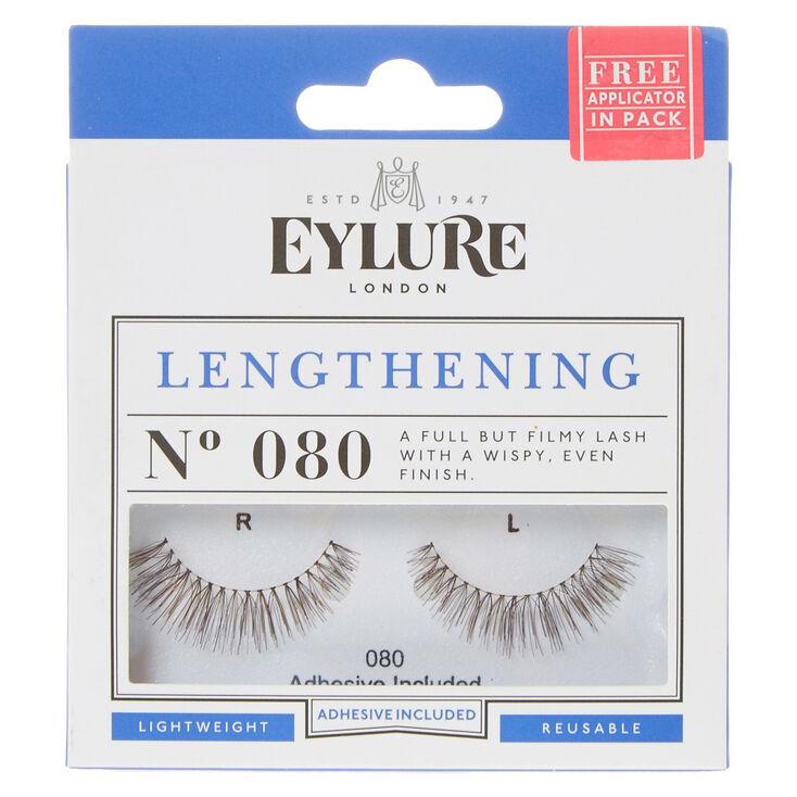 99921886ca3 Eylure No. 080 Lengthening False Lashes | Claire's US