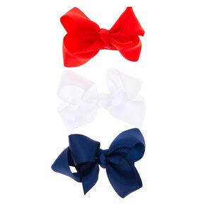Plum School girl bow Baby headband bow Toddler bow Purple hair bow Sora bow Cotton hair bow Clip bow Handmade bow Hair bow