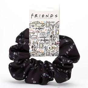 FRIENDS™ Scrunchie - Black,