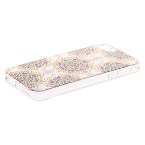 Boho Mandala Flower Phone Case - Fits iPhone 5/5S,