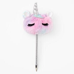 Rainbow Unicorn Plush Pen,