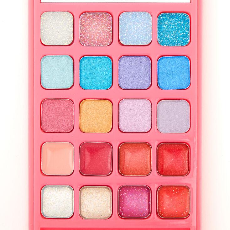 Team Rainbow Cell Phone Bling Makeup Set - Pink,