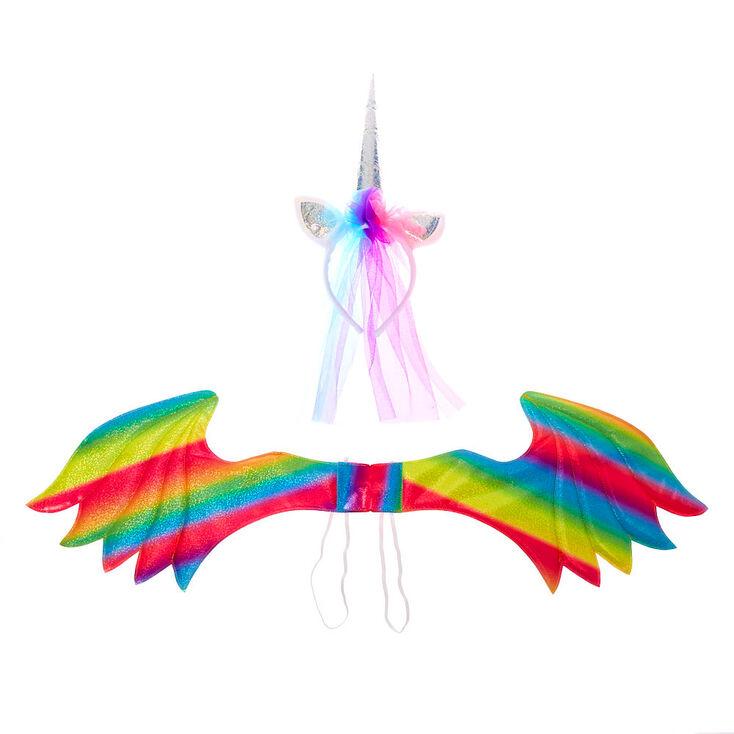 Unicorn Pegasus Costume Set - 2 Pack,