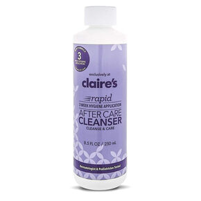 Claire's Rapid® After Care Cleanser,