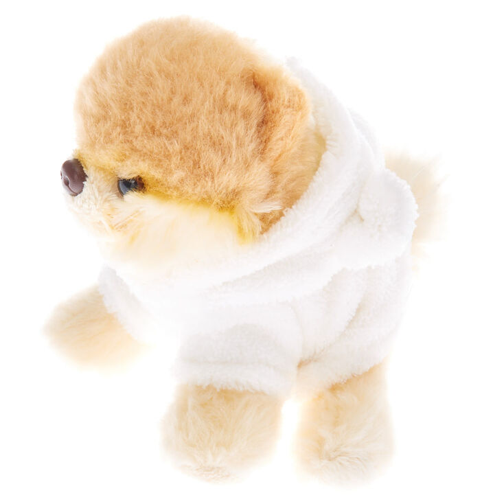 Boo The World's Cutest Dog™ Small Itty Bitty Boo Soft Toy - Cream,