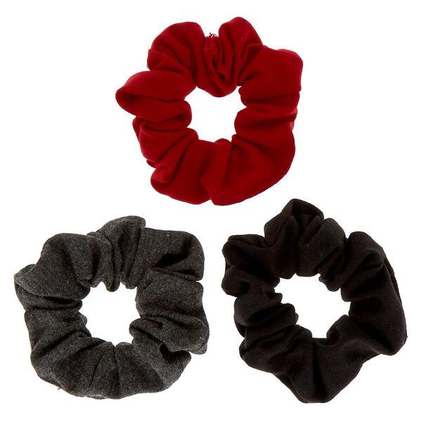 Claire's - cardinal hair scrunchies - 1