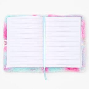 Initial Fuzzy Lock Diary - X,
