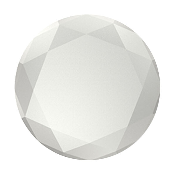 Claire's - metallic diamond popsocket - 2
