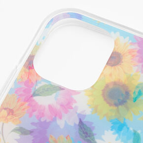Daisy Ring Holder Protective Phone Case - Fits iPhone 11,