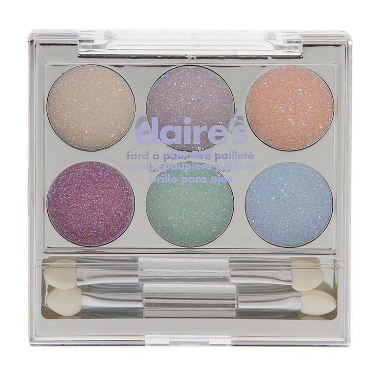 Pastel Eye Glitz Palette,