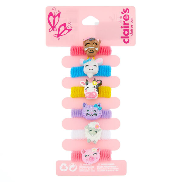Claire's - club hair ties - 1