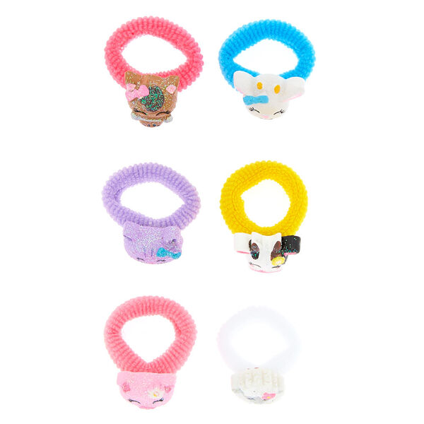 Claire's - club hair ties - 2