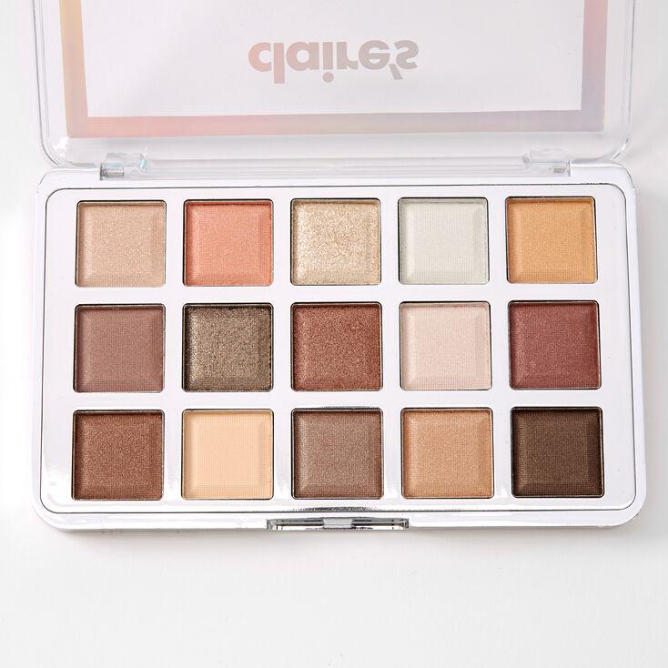 Neutral Shimmer Eyeshadow Palette,