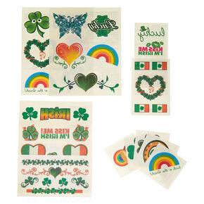 Irish Lucky Girl Tattoo Mix,