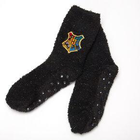 Chaussettes douillettes Poudlard Harry Potter™ - Noir,