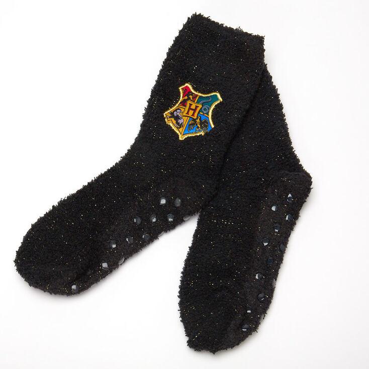 Harry Potter™ Hogwarts Cosy Socks - Black,
