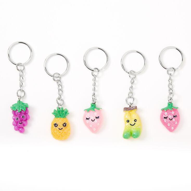 Fruity keychains