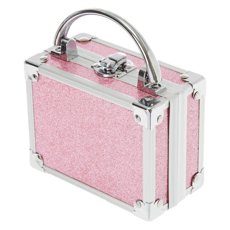 Club Glitter Lock Box Makeup Set Pink