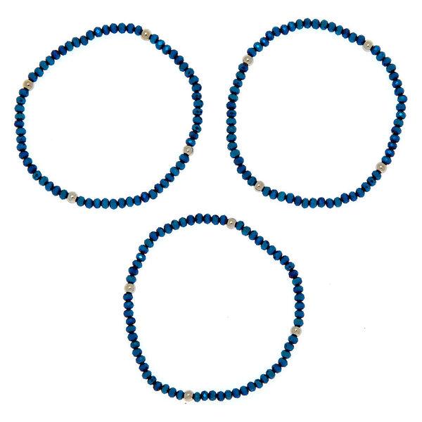 Claire's - beaded stretch bracelets - 2