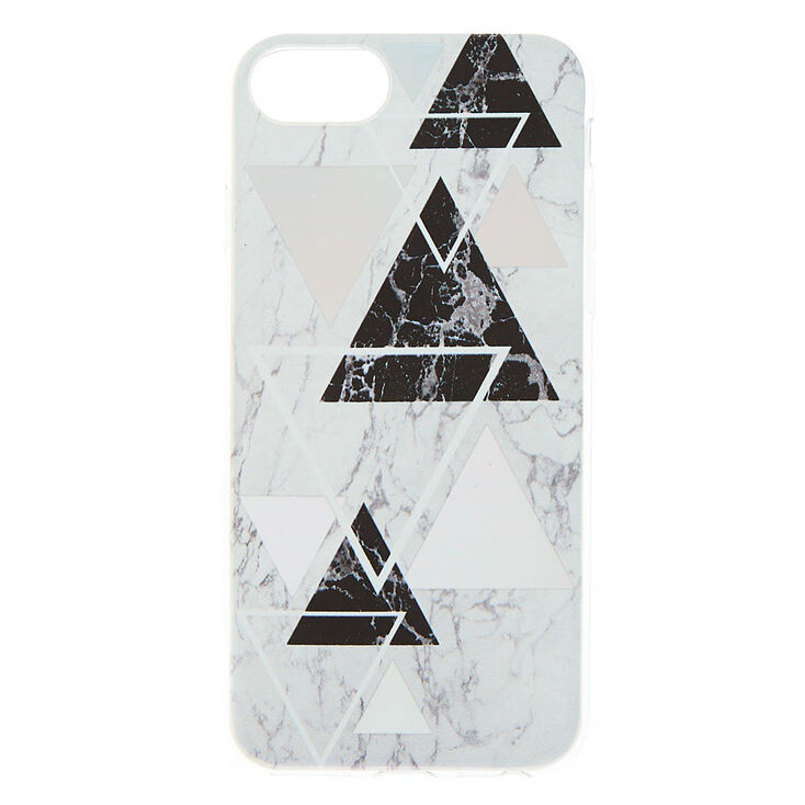 newest collection d4524 cac95 Geometric Marble Phone Case - Fits iPhone 6/7/8