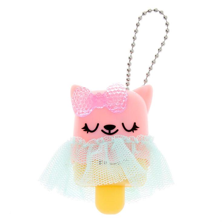 Pucker Pops Cat Tutu Lip Gloss - Cherry,