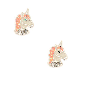 Unicorn Magnetic Stud Earrings,
