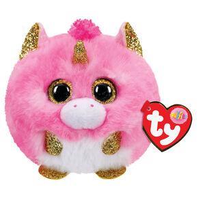 Ty Puffies Fantasia the Unicorn Plush Toy,