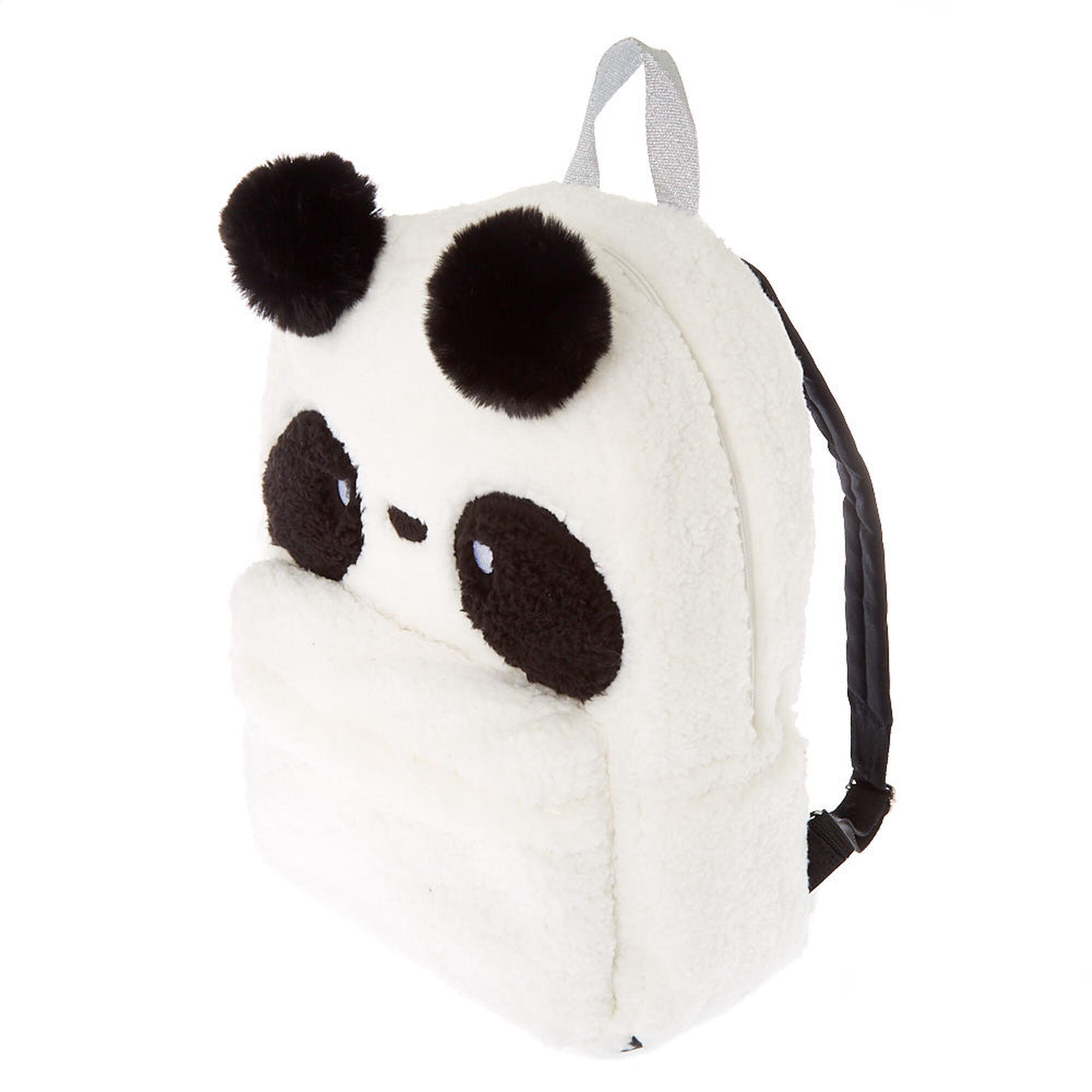 détaillant en ligne 126fa 6323b Sac à dos panda doux