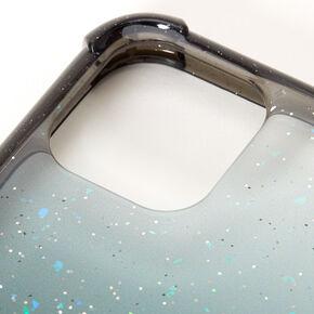 Glitter Smoke Phone Case - Fits iPhone 11 Pro Max,
