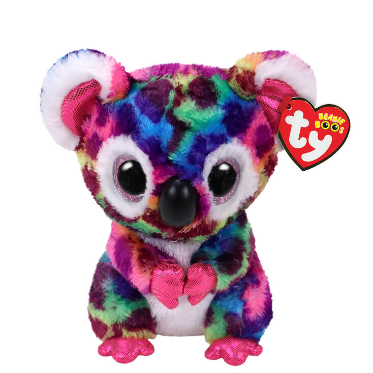 Ty Beanie Boo Small Scout the Koala Bear Soft Toy  0e15f18664e3